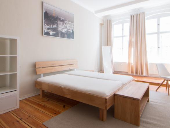 Grundriss 4-Zimmer Appartment